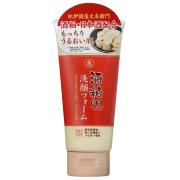 株式会社ユゼの取り扱い商品「酒粕配合洗顔フォーム」の画像