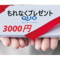 新開発アプリに体験参加してアンケートに回答された女性全員に3,000円分のクォークカードプレゼント!/モニター・サンプル企画