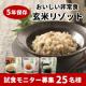 イベント「【Instagram】5年保存の非常食『玄米リゾット』試食モニター募集!」の画像