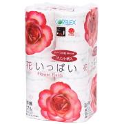 アスト株式会社の取り扱い商品「花いっぱいトイレットペーパー」の画像