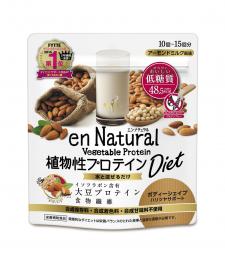 株式会社メタボリックの取り扱い商品「エンナチュラル 植物性プロテインダイエット」の画像
