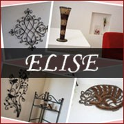 輸入インテリア雑貨 エリーゼ サイトから欲しい★壁飾り★BEST3を選んで♪