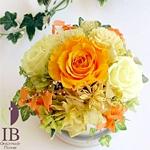 プリザーブド花のギフトアイビー