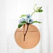 アッシュコンセプトの取り扱い商品「+d Kaki lower Vase | カキ フラワーベース」の画像