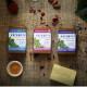 イベント「【オリエンタルなローズの香り♪】モニター50名募集★18種の植物エキスとオイルから作られたアーユルヴェーディックソープ」の画像