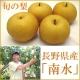 イベント「【5名様限定】長野県の高級梨『南水』さんさんファームからプレゼント!!」の画像