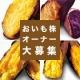 イベント「【2014おいも株オーナー募集!】お芋の成長を見守り美味しいお芋スイーツをどうぞ」の画像