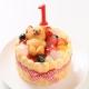 \\1歳の誕生日にケーキでサプライズ//ブログモニター様募集【10名】/モニター・サンプル企画