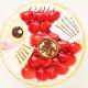 お祝いごとに「おめで鯛」ケーキ!Instagramへ投稿