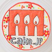 好きなロゴをケーキにイラスト!Instagramへ投稿