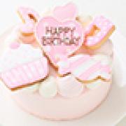 「\可愛いアイシングクッキーケーキ/Instagramへ投稿【10名様募集】」の画像、株式会社FLASHPARKのモニター・サンプル企画