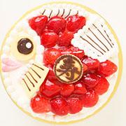Cake.jpのデザインケーキ