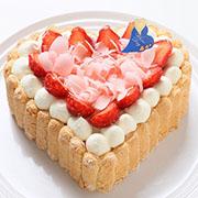 Cake.jpのデコレーションケーキ