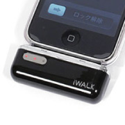 iWalk モバイルバッテリー800mAh