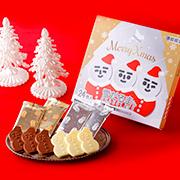 「「雪だるまくんチョコレート(ホワイト&ミルク)24枚入」10名様にプレゼ ント」の画像、石屋製菓のモニター・サンプル企画