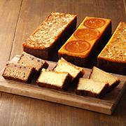 焼き菓子「ルセット デ アルチザン 各1本3種セット」7名様にプレゼ ント