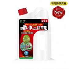 GreenSnapの取り扱い商品「お酢で作った除草剤 2L」の画像