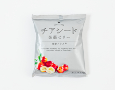 株式会社若翔の取り扱い商品「チアシード蒟蒻ゼリー<発酵プラス> カムカム味」の画像