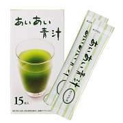 「夏到来!琉球野菜の美味しい青汁でスッキリ!140万食突破感謝!現品プレゼント企画」の画像、株式会社ルネットのモニター・サンプル企画