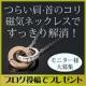 イベント「【100名様】肩こり・首こりに!磁気ネックレス2週間モニター様募集☆」の画像