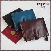 イタリアンレザーを贅沢に使ったアイディア満載のルポ・パスポートケース