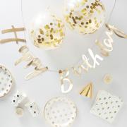 「Gingerray 誕生日パーティーデコレーションの投稿モニター3名様募集!」の画像、パシフィック洋行株式会社のモニター・サンプル企画