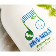 地球洗い隊の取り扱い商品「とれるNO.1ウォッシングフォーム」の画像