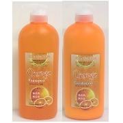 ナチュラルオレンジシャンプー