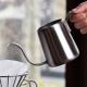 【モニター募集】珈琲考具 ハンドドリップコーヒー1杯専用ポット! 極細口で静かに注げる「ドリップポット」