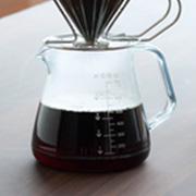 「【モニター募集】ガラスのように透明な、割れないコーヒーサーバー」の画像、下村企販株式会社のモニター・サンプル企画