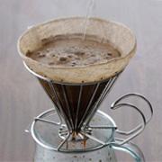 「【モニター募集】ドリップ時のコーヒーの香りと旨みを抽出できる!天然素材のリネンフィルター」の画像、下村企販株式会社のモニター・サンプル企画