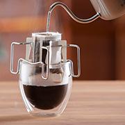 「【おうちで美味しいコーヒーを】いつものドリップバッグコーヒーがクリアな味わいに『珈琲考具ドリップバッグスタンド』」の画像、下村企販株式会社のモニター・サンプル企画