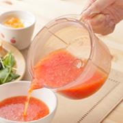 【モニター募集】食材のみじん切りをしたらそのままレンジ調理!鍋を使わずにスープができちゃうスープチョッパー!
