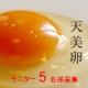 【大江ノ郷】たまごかけご飯に!朝採れ『天美卵』モニター 5名様募集