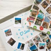 「Seel(シール)のインスタ投稿モニター20名様募集!旅行、お出掛けの写真を形に残そう♪」の画像、ニューアーチデザイニング株式会社のモニター・サンプル企画