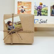 「Seel(シール)のインスタ投稿モニター20名様募集!子ども、家族の写真を形に残そう♪」の画像、ニューアーチデザイニング株式会社のモニター・サンプル企画