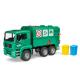 はたらくくるまの知育玩具♪ブルーダー MANごみ収集車(GREEN)モニター募集!(5名)