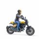 イベント「はたらくくるまの知育玩具♪ブルーダー【Ducati スクランブラー フルスロットル】のモニター募集!」の画像