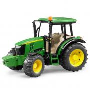 はたらくくるまの知育玩具♪ブルーダー【ジョンディア JD5115Mトラクター】のモニター募集!