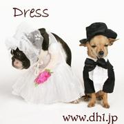 ウェディング用品・犬服 ドレス のブライズガーデン
