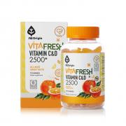 「グミなのにビタミン補給?!VITA FRESH VITAMIN C&D 2500」の画像、JP Origin株式会社のモニター・サンプル企画