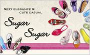 ファッションに敏感な全ての女性に贈るシューズブランド『Sugar Sugar』