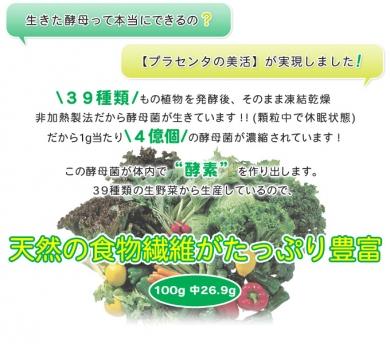 美活酵素するりん≪39種の野菜+生きた酵母≫