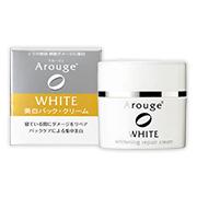 全薬販売株式会社の取り扱い商品「アルージェ ホワイトニング リペアクリーム」の画像