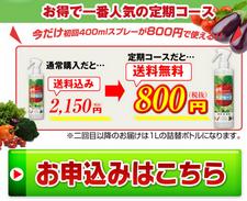 【ベジセーフ】お得な定期コース