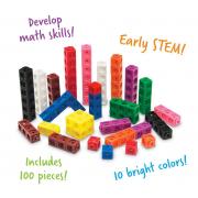 MathLink Cubes【 算数キューブ】 (Set of 100)
