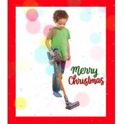 「【おもちゃの掃除機】クリスマスプレゼントに!!ダイソンコードレストイクリーナー」の画像、株式会社ドリームブロッサム のモニター・サンプル企画
