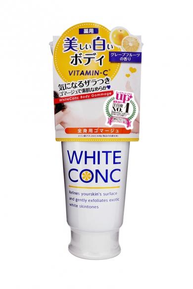 薬用ホワイトコンク ボディゴマージュCⅡ 180g