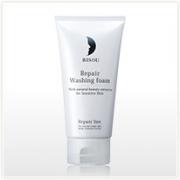 「【現品モニター30名様募集】洗顔から始める年齢肌ケア!リペア洗顔フォーム」の画像、リソウコーポレーションのモニター・サンプル企画