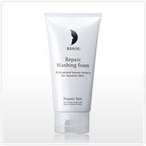 リソウコーポレーションの取り扱い商品「リペア洗顔フォーム(現品/120g)」の画像